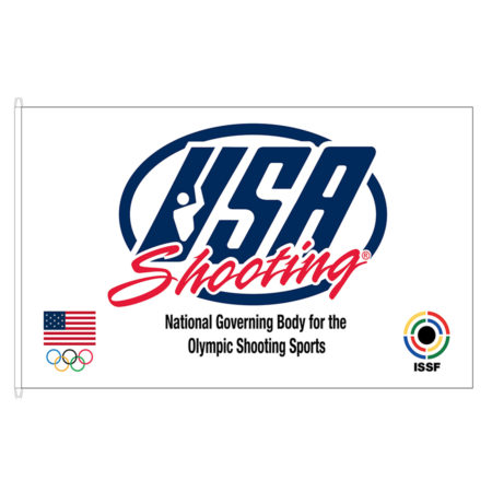 USA Shooting Flag