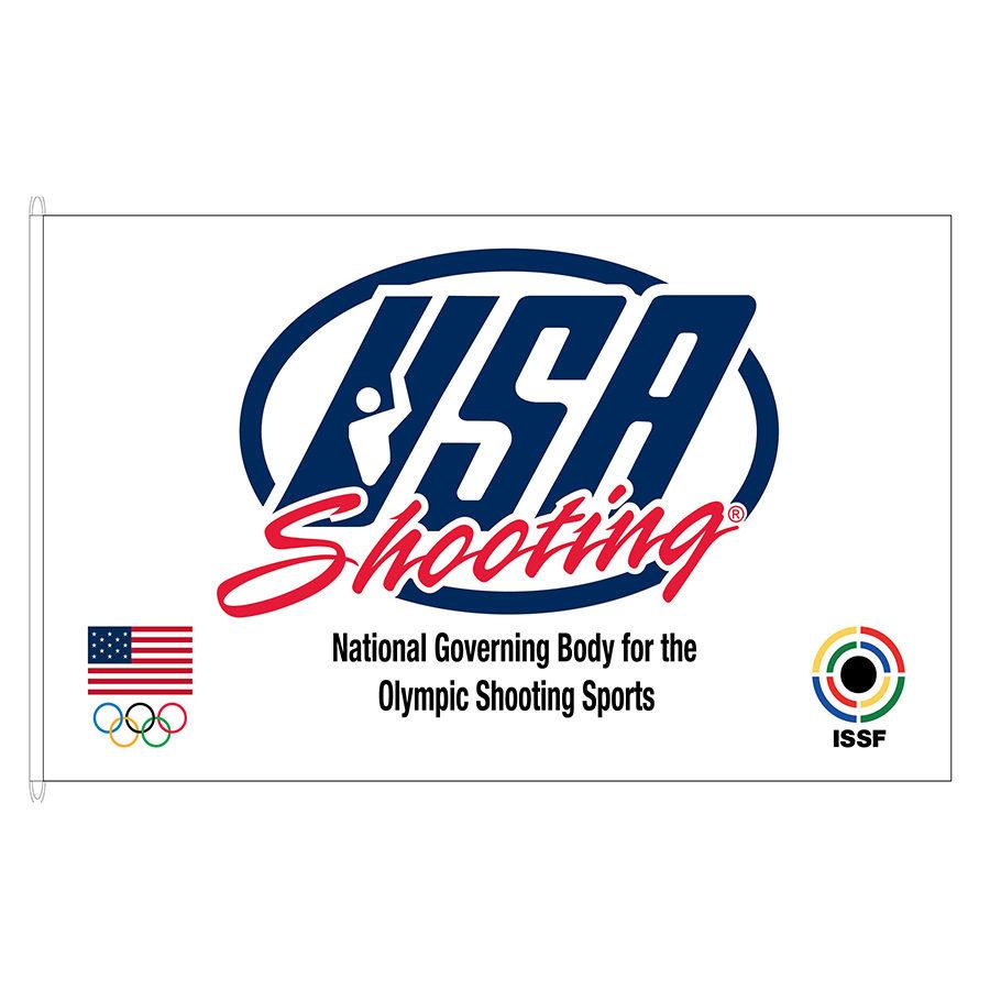USA Shooting Flag