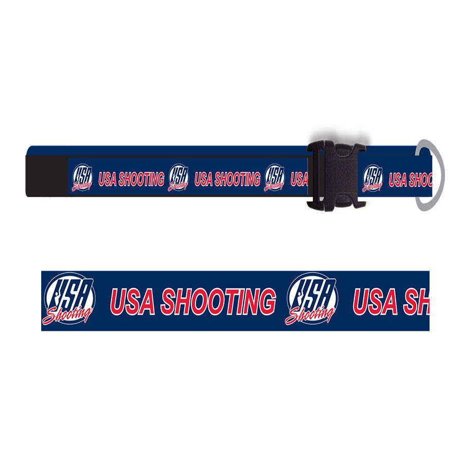USA Shooting Pet Collar