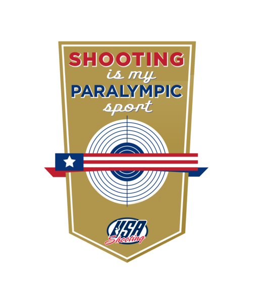 Shooting is My Paralympic Sport - Window Decal