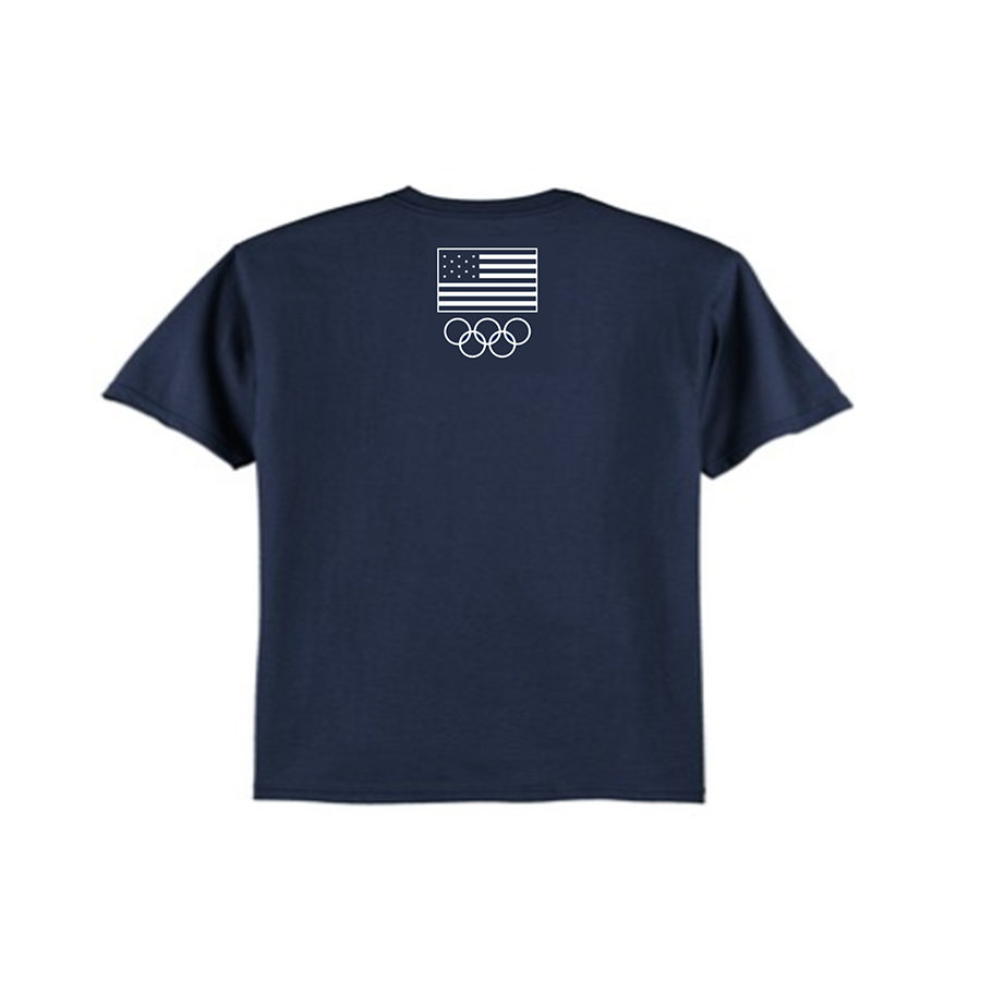 Team USA Infant Toddler Tee Back