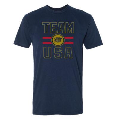 Team USA Shooting Gold T-Shirt