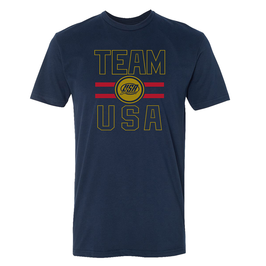 Team USA Shooting Gold T-Shirt
