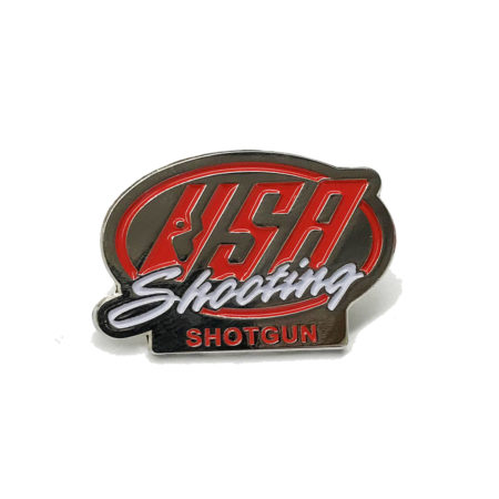 USAS Shotgun Pin - Front