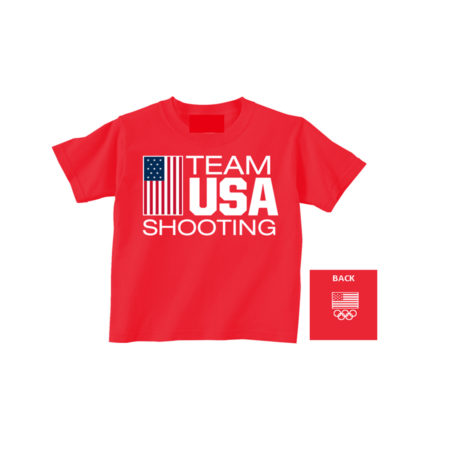 Team USA Youth Tee - Red