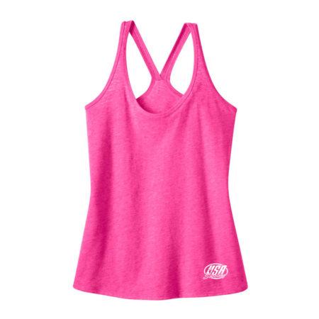 USA Shooting - Ladies Tank Top - Pink