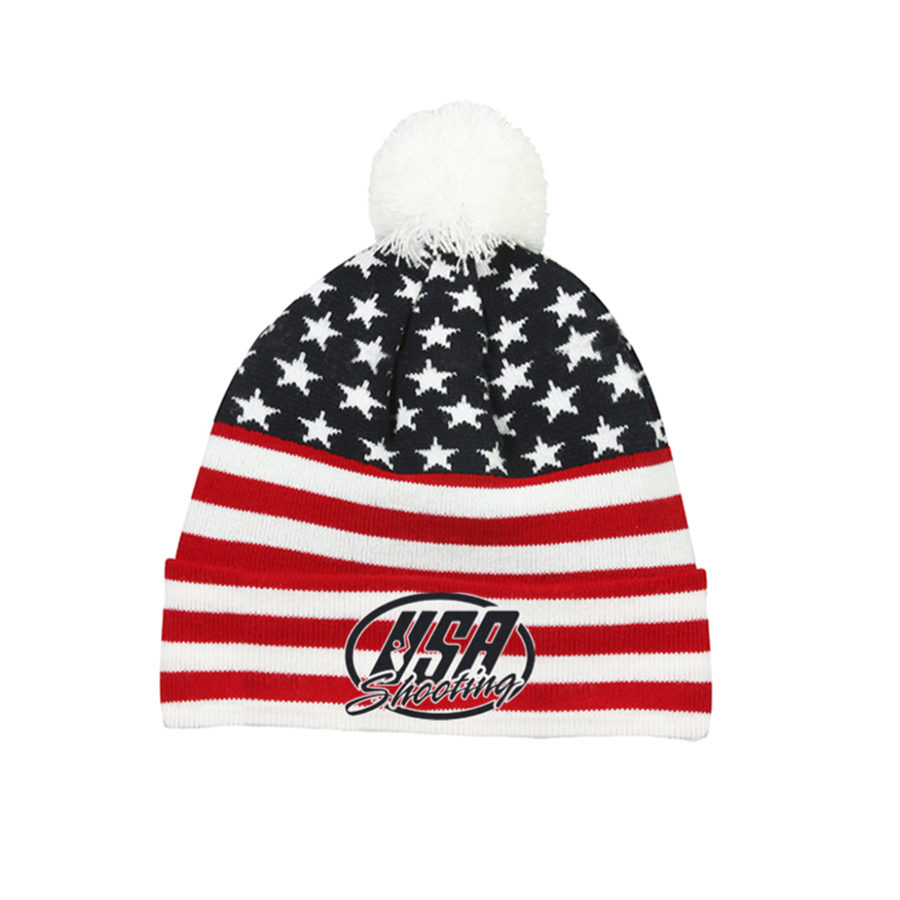 USA Shooting Beanie