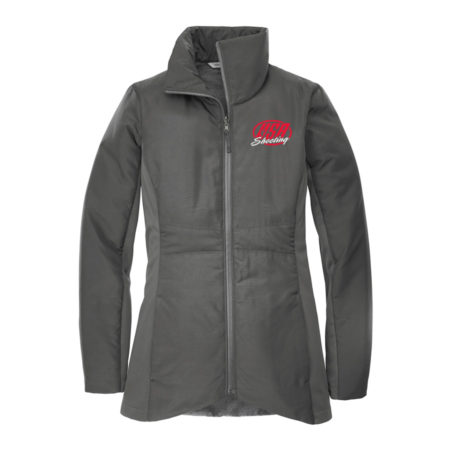 USA Shooting - Port Authority ® Ladies Collective Insulated Jacket - Graphite